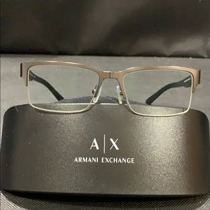 AX glasses for RX or Sunglasses